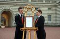 Britid tähistavad Harry ja Meghani lapse sündi