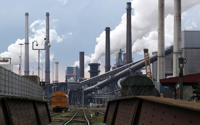 Terasetööstus Hollandis