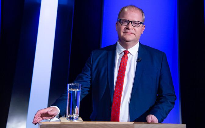 Esimene europarlamendi valimiste teledebatt.