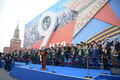 Moskva Punasel väljakul toimus võidupäevaparaad.
