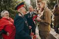 Pronkssõduri juures tähistati 9. maid.