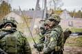 Kanada kaitseväelased Kevadtormil.