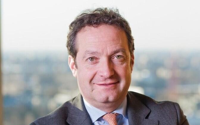 Danske Banki uus tegevjuht Chris Vogelzang.