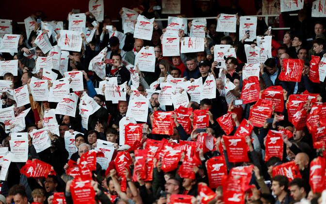 Londoni Arsenali poolehoidjad