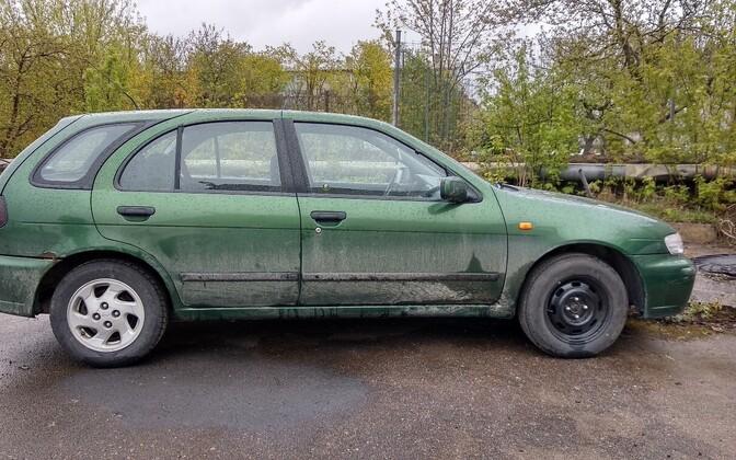 Автомобиль конфисковали у водителя без прав.