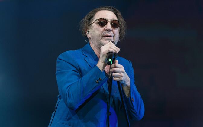 Viktor Drobõš eelmise aasta veebruaris Tallinnas.