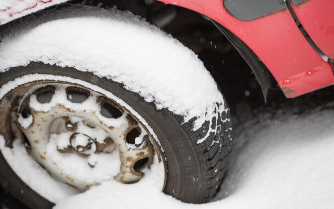 Stricter requirements for winter tires are being introduced in Estonia beginning in 2022.