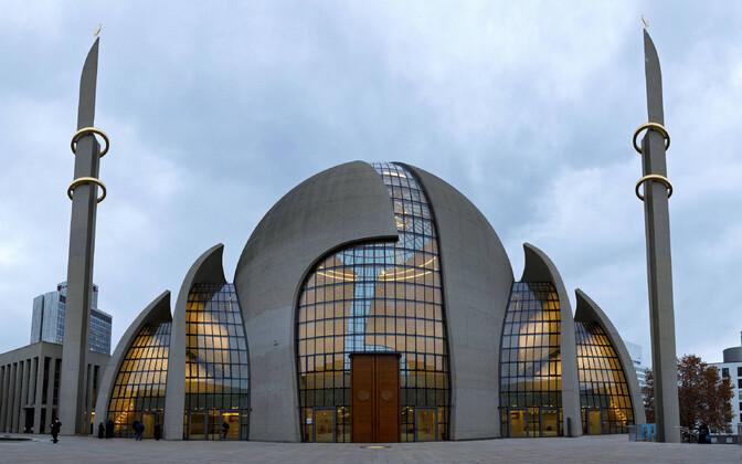 Türgi rahastatud Kölni suurmošee.