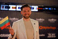 Eurovisiooni oranž vaip, Leedu esindaja Jurij Veklenko