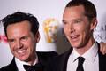 BAFTA galale saabujad, Andrew Scott ja Benedict Cumberbatch