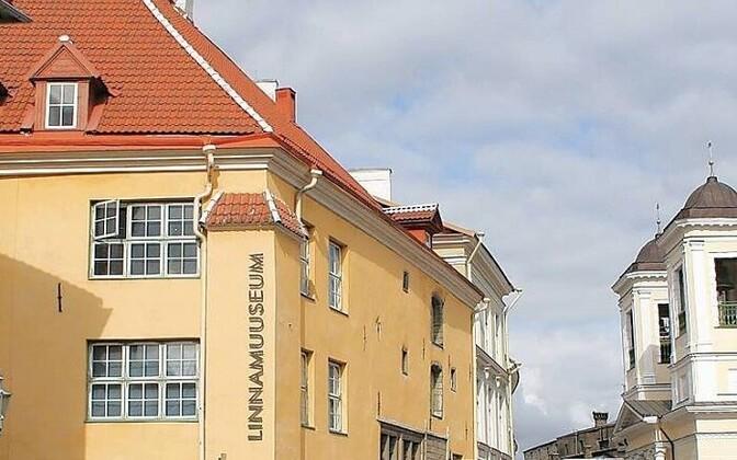 Tallinna linnamuuseum.