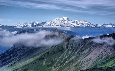 Eelnevate ja järgnevate aegadega võrreldes kasvas Mont Blanci jää pliisisaldus neil aegadel umbes kümnekordseks.