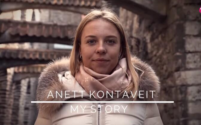 Anett Kontaveit