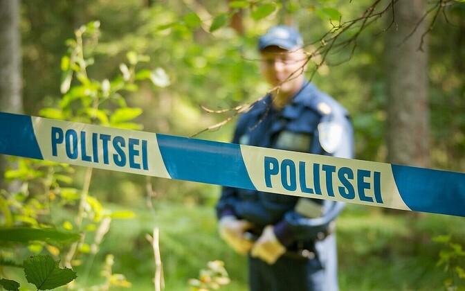 По данным платформы VoxEurop, среди европейских стран Эстония занимает третье место по числу насильственных смертей. Иллюстративная фотография.