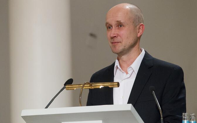 Tartu Ülikooli nanomeditsiini professor Tambet Teesalu.
