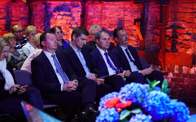 Общее собрание акционеров Таллиннского порта.