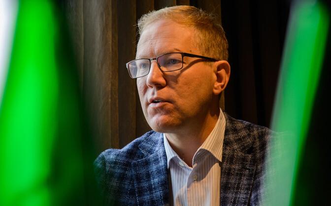 Марко Михкельсон осудил решение EKRE пригласить в Эстонию Марин Ле Пен.