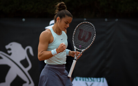 Мария Саккари не раз играла против Анетт Контавейт.