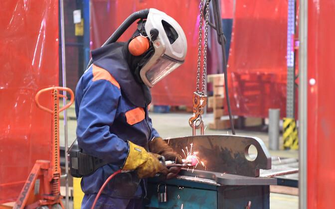 Предприятия Ида-Вирумаа могут получить поддержку на создание новых рабочих мест.