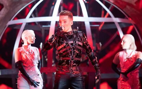 Eurovisiooni esimese poolfinaali peaproov, Island