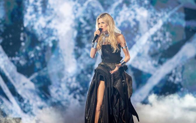 Eurovisiooni esimese poolfinaali peaproov, Serbia