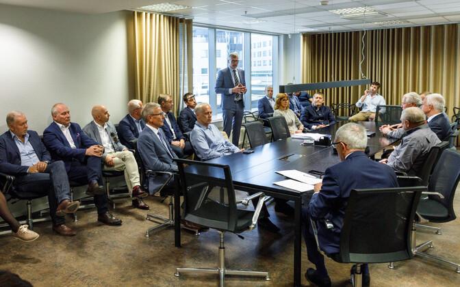 В мае 2018 года 28 известных предпринимателей создали Фонд государственных реформ