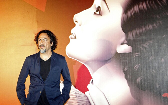 Algas 72. Cannes'i filmifestival. Alejandro González Iñárritu.
