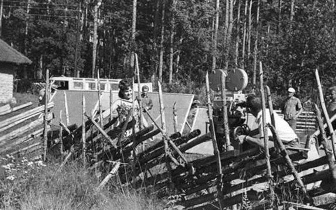 Filmivõtted Pulga talus, 1969