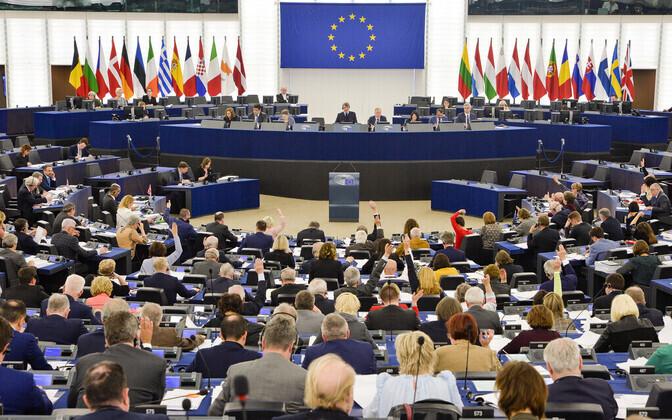 Euroopa Parlamendi istung