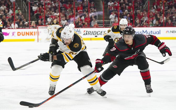 Carolina Hurricanes - Boston Bruins
