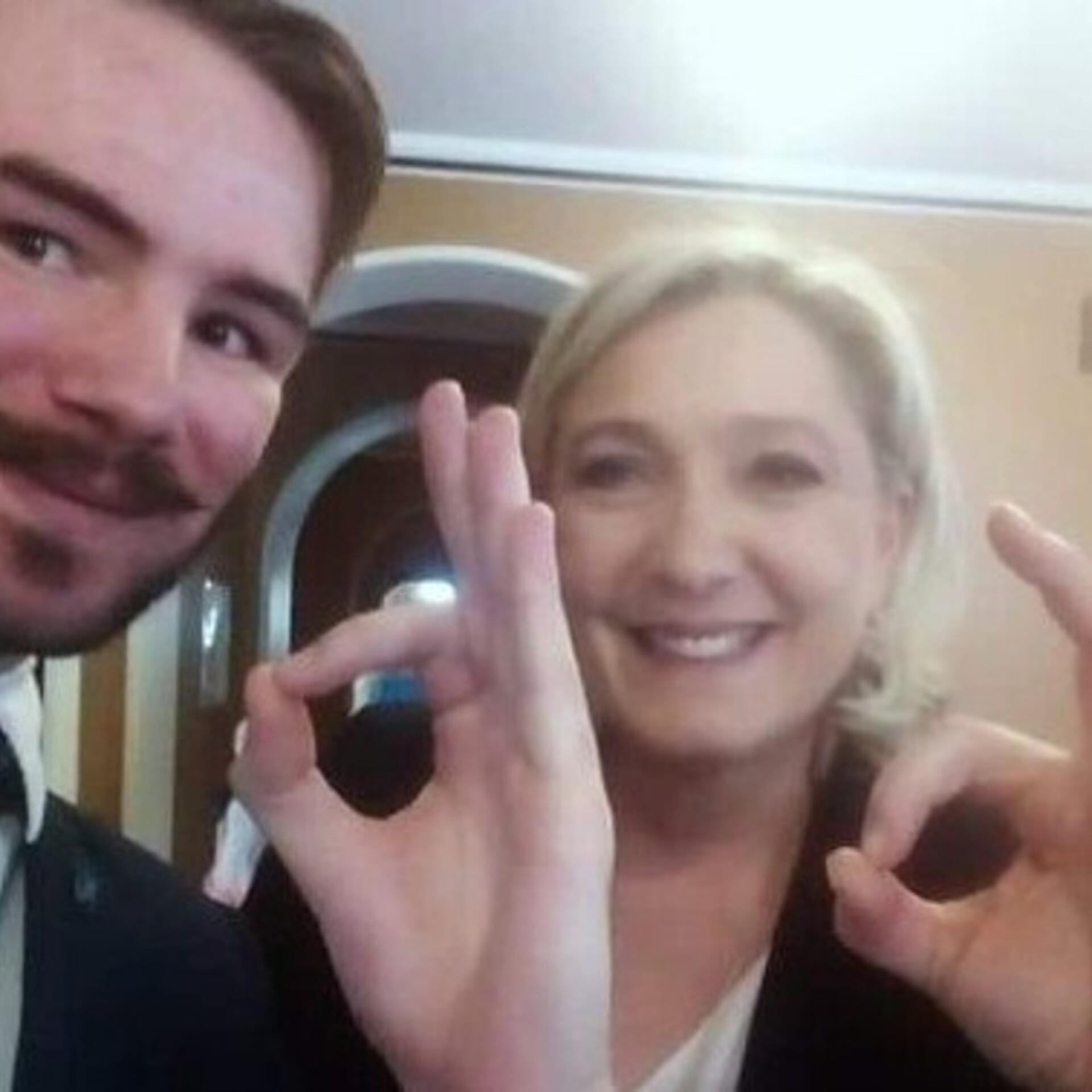 Marine Le Pen Asks Ekre Mp To Delete Selfie From Social Media Page