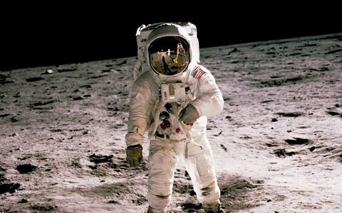 USA astronaudid jätsid Kuu pinnale seismomeetrid.