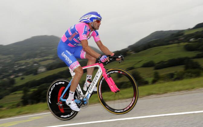 Itaalia rattur Alessandro Petacchi 2011. aastal