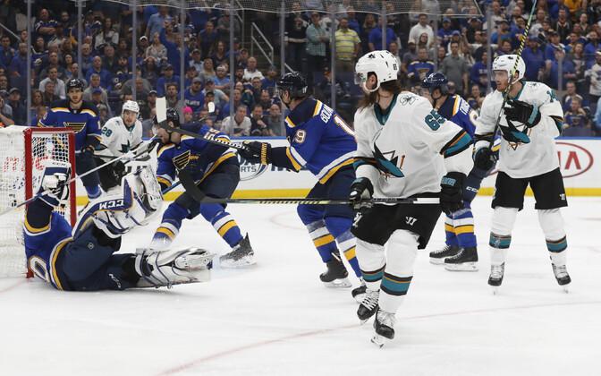 St. Louis Blues - San Jose Sharks