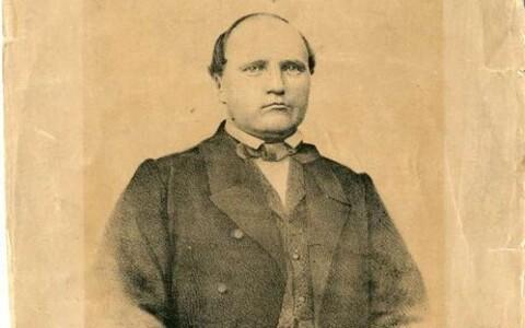 Johann Voldemar Jannsen.