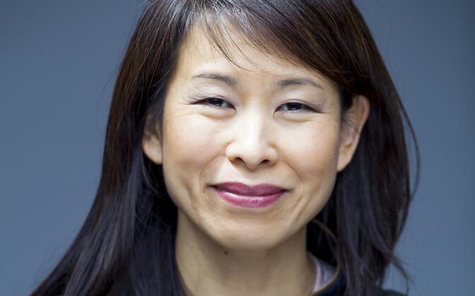 Kanada kirjanik Kim Thúy.