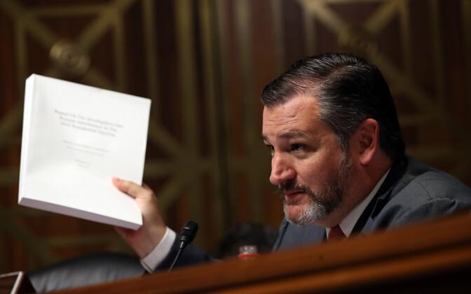 USA vabariiklasest senaator Ted Cruz.