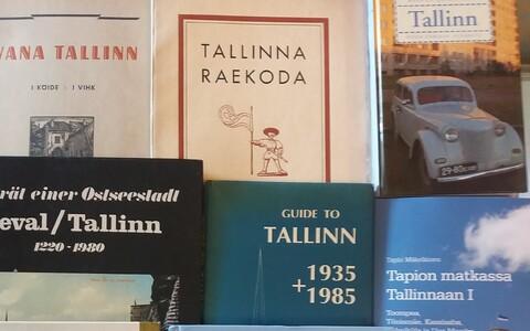 Tallinna Ülikooli Akadeemiline Raamatukogu tähistab Tallinn 800 suurjuubelit Tallinna-teemalise raamatunäitusega.