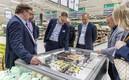 Руководство SOK grupp посетило магазин  Prisma в Таллинне.