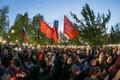 Meeleavaldused Jekaterinburgis uue kiriku ehitamise vastu.
