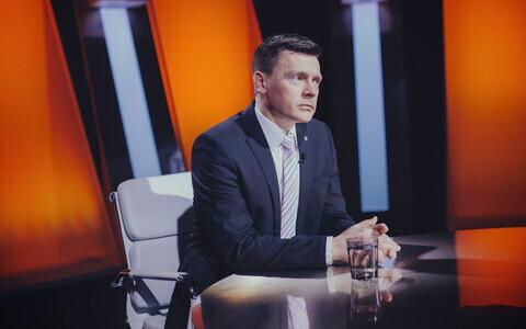 Дмитрий Егоров в передаче