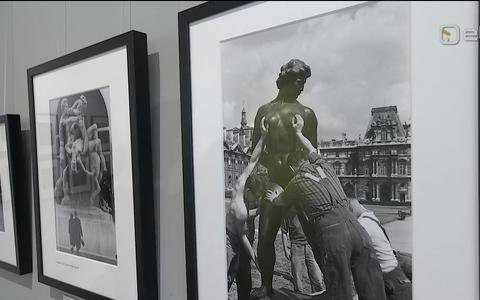 Robert Doisneau retrospektiivnäitus