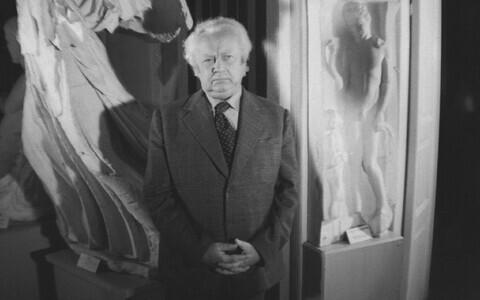 Juhan Peegel 1980. aastal.