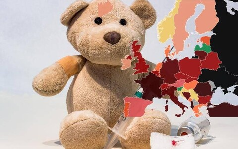 Leetrijuhtumite arv on Euroopas viimastel aastatel hüppeliselt kasvanud.