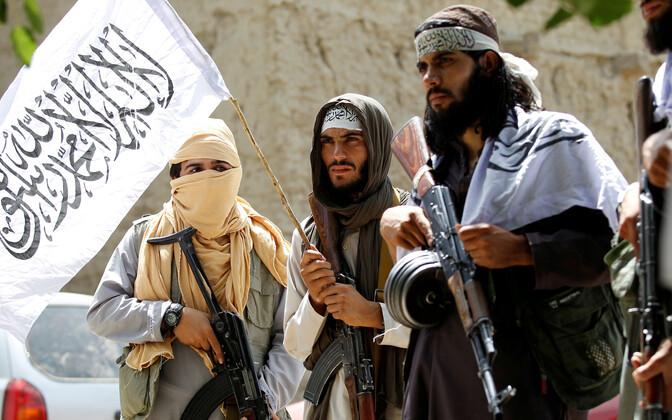 Talibani liikmed.