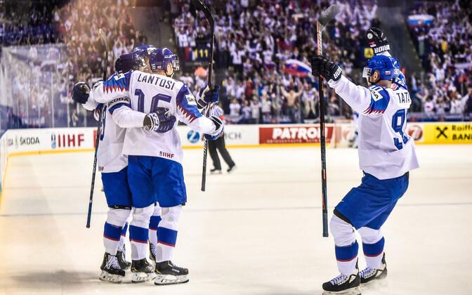 Slovakkia jäähokikoondise mängijad