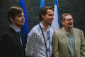 Eesti eurotiim kohtus Eurovisiooni fännist Eesti suursaadikuga.
