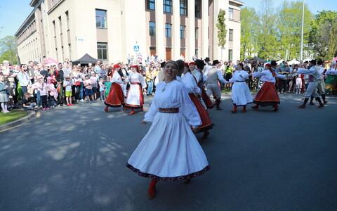Põhja-Tallinnas läksid lahti Kalamaja päevad.