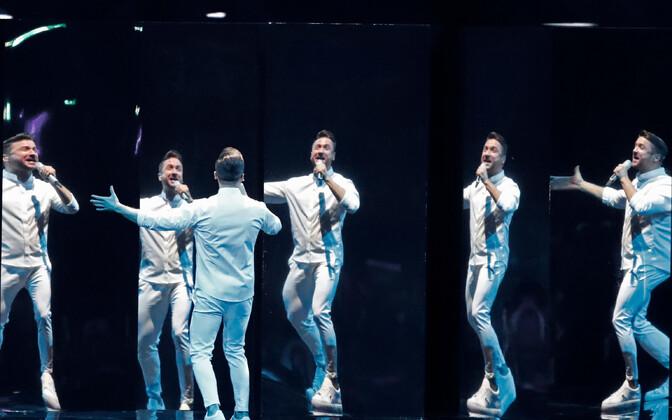 Eurovisiooni finaal, Venemaa