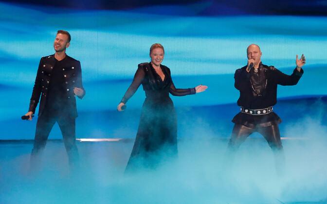 Eurovisiooni finaal, Norra